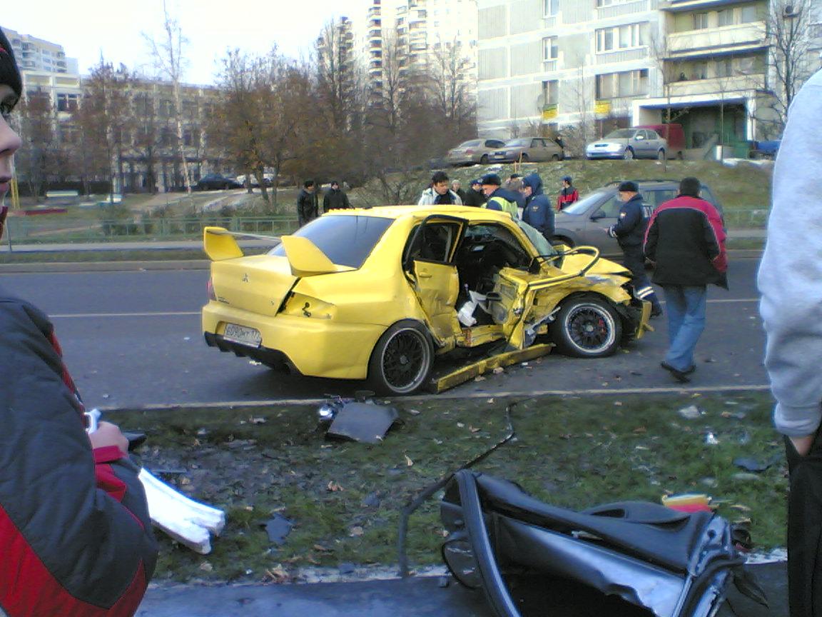 Подборка аварий и дтп #609